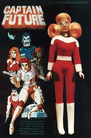 Les jouets CAPITAINE FLAM - Captain Future - Futuro  Prototype_mego2