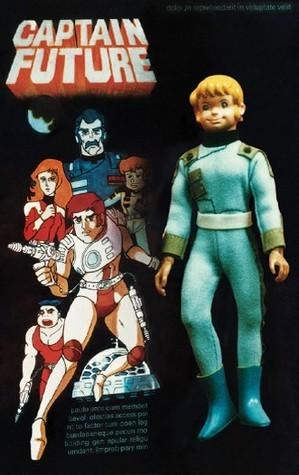 Les jouets CAPITAINE FLAM - Captain Future - Futuro  Prototype_mego4