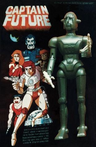 Les jouets CAPITAINE FLAM - Captain Future - Futuro  Prototype_mego5