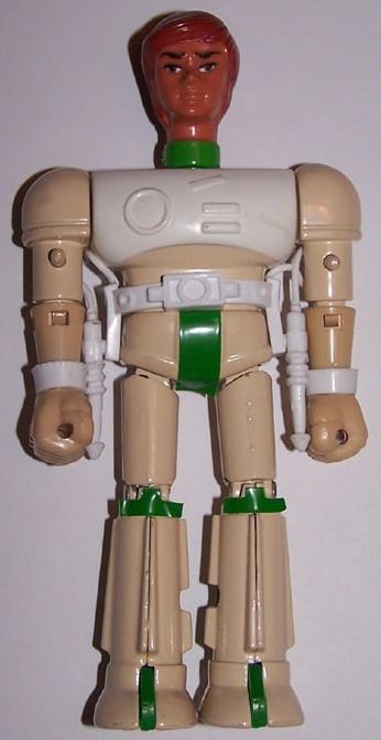 Les jouets CAPITAINE FLAM - Captain Future - Futuro  Robot_mattel_ita2